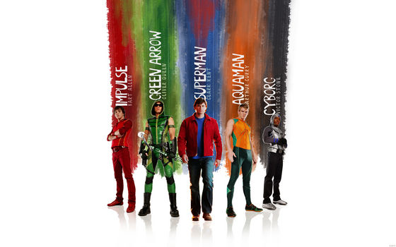 Smallville JLA - Smallville ♥ Dudes of the JLA - Fanpop