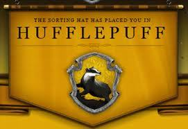 Welcome to Hufflepuff!