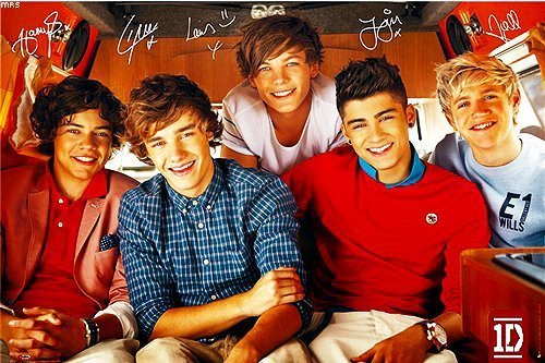 1D fan Forever! <3
