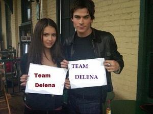 ♥Team Delena♥