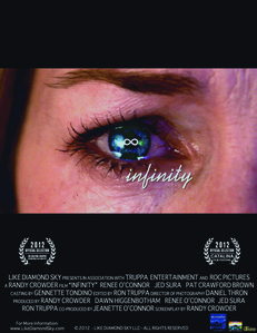 """INFINITY"" - poster"