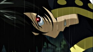 Zeref's Deadly Stare
