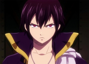 Zeref's Angry State