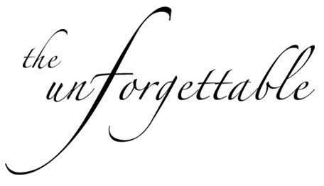 آپ are Unforgettable