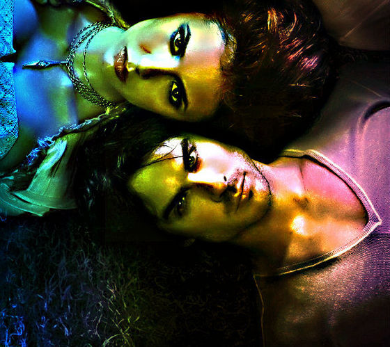 Photoshoot- Nina and Ian