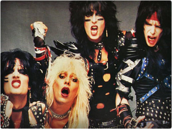 Shout At The Devil Lyrics Motley Crue Rakshasa S World