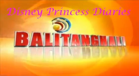 Disney Princess Diaries: Balitanghali
