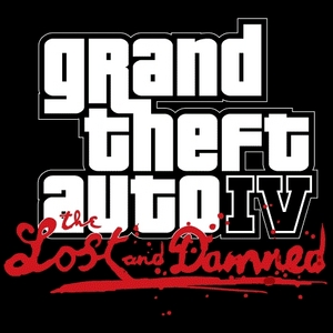 Grand Theft Auto IV The 로스트 And Damned Logo