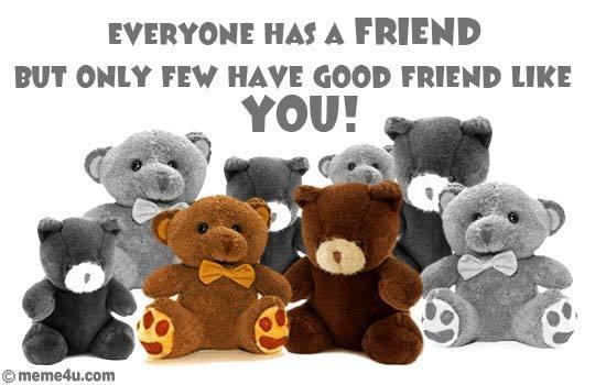 당신 are my BEST friend!