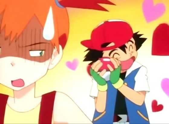 Ash Ketchum on episode 3