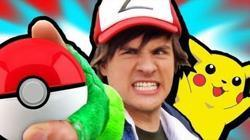 Smosh's Pokemon in real life