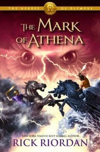 The Mark of Athena Official Cover. Ohmicheese.