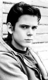 Ponyboy Curtis, the guy who's in my room. i thought that would only happen in my dreams! :)