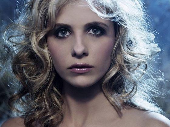#5 Sarah Michelle Gellar(Buffy the Vampire Slayer/Ringer)
