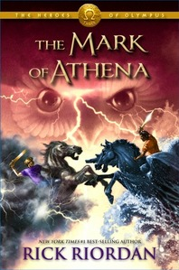 Official Cover of Mark of athena