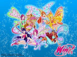 Winx girls