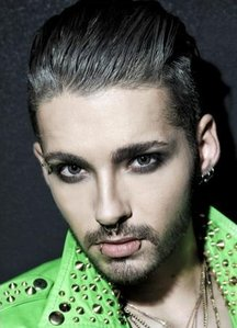 Bill Kaulitz w/Far East Movement and Germany's Weiter oben, nach oben Model