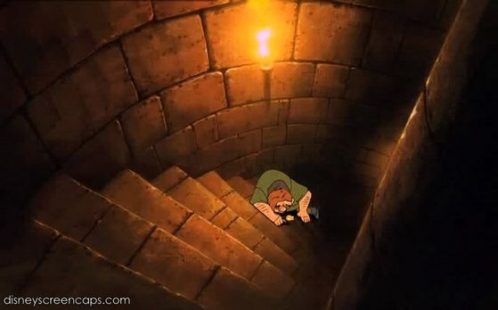 5. Quasimodo crying (The Hunchback of Notre Dame 2)