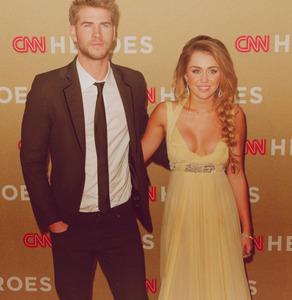 Miley & Liam ♥