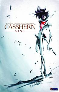 Cover art for the Anime Casshern Sins
