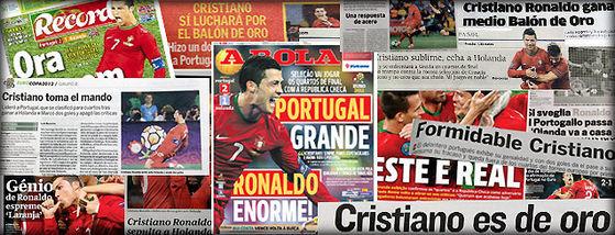Ronaldo's news