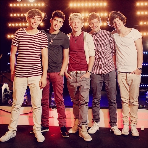 One Dream,One Band..One Direction <3333