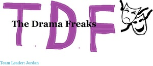 The Drama Freaks winning banner