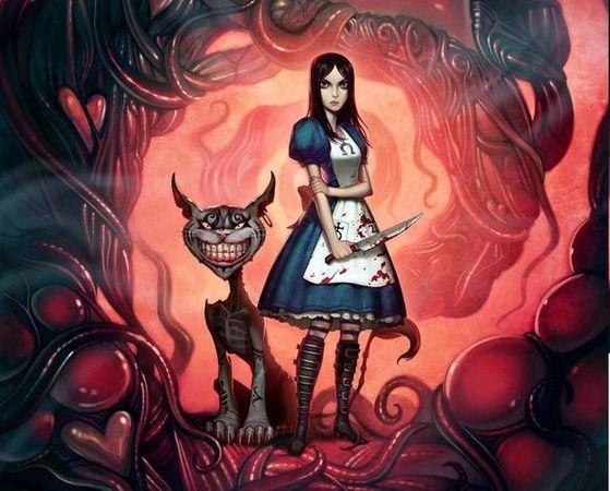 Wonderland must ALWAYS have an Alice