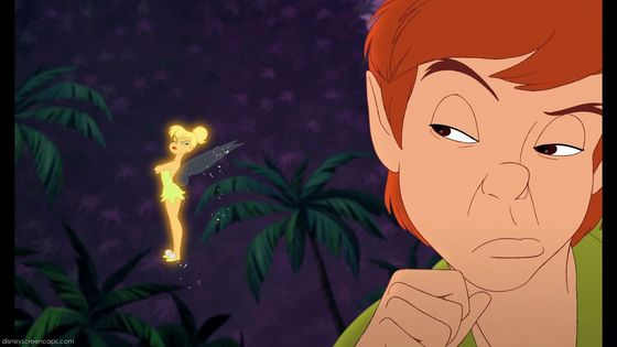 It's not the girls who are getting in the way Tink, it's your age, size, and most of all your species
