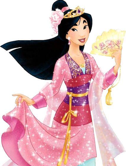 Princess mulan