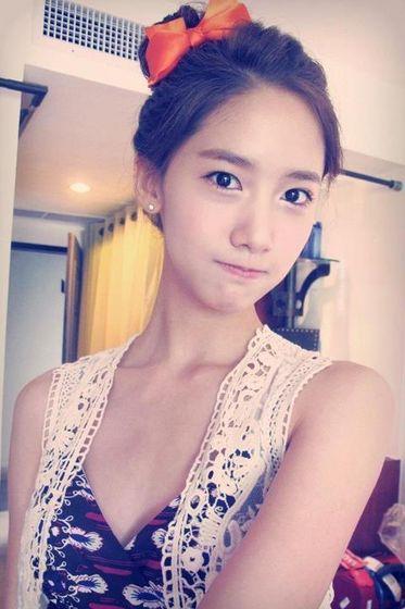 Yoona selca! ^^