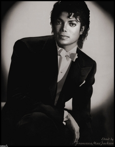 Michael on his wedding jour