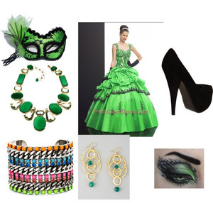 My prom outfit