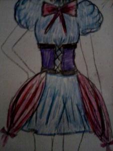 Megan's Dress from OLD RADICAL: DRESSES