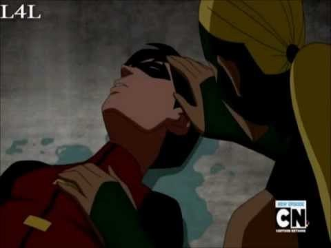 Body switch:Chapter 1: An underwater activity - Young Justice - Fanpop