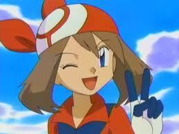 8.may from Pokemon