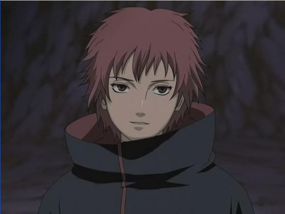 6. Sasori is hella sexy.