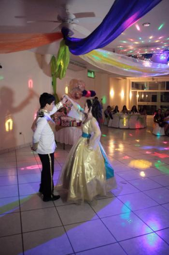I danced Kingdom Dance and Once Upon a December :'D that's my cousin ^