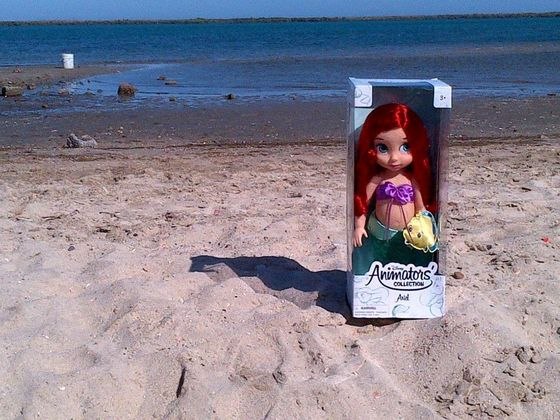 My animator's collection Ariel! Directly from WDW, bringed to me Von my dearie sis Gina <3