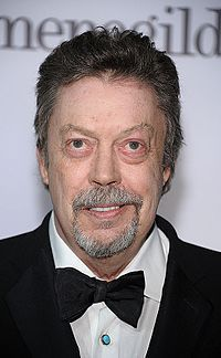 Tim curry, de curry is still around