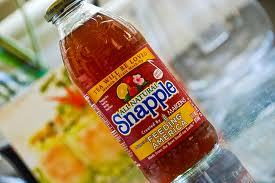 Maroon 5's Official Snapple Bottle