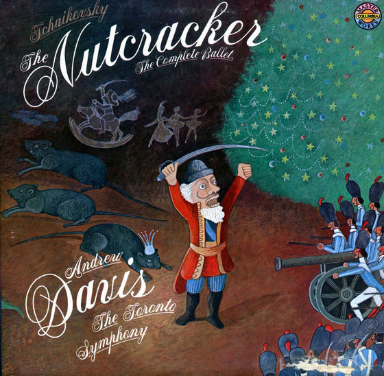 2. The Nutcracker-Tchaikovsky