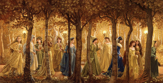 The Twelve Dancing Princesses - Brothers Grimm