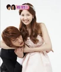 seohyun in wedding dress