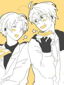 And I still think these two are the cutest best friends. ;u;