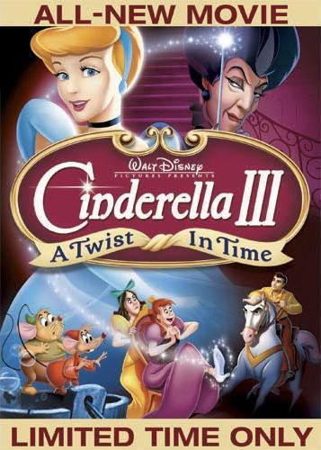 Both are not that great but in cinderella 3 disney forgot about the 2 part completely -ARIEL-RAPUNZEL