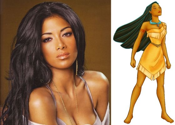 Top Five Actresses-Pocahontas - Disney Princess - Fanpop ...