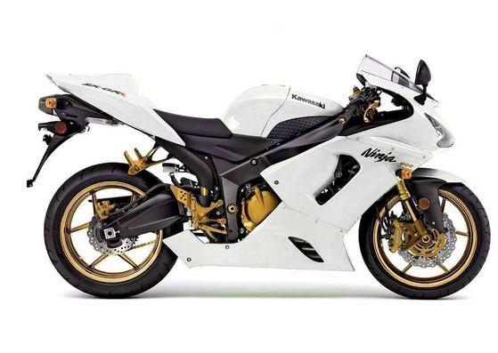 Alek's Motorcycle