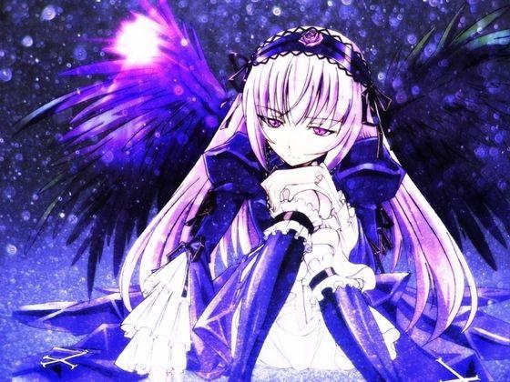 .Suigintou (Rozen Maiden)