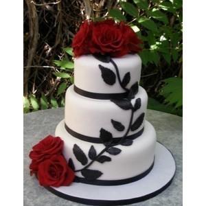 The cake zei get well soon